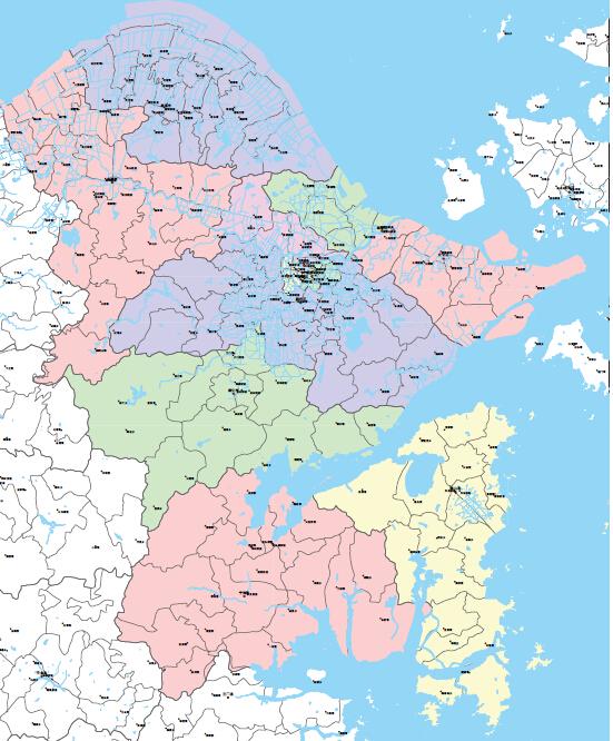 南宁市区地图12