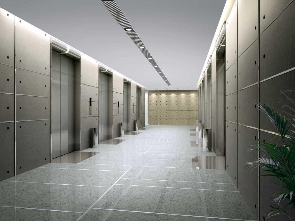 郑州写字楼装修公司12345案例图片 郑州办公室装修公司的空间 红动