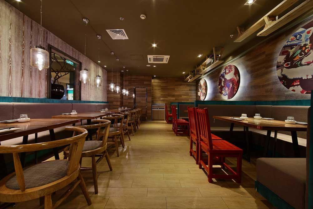 郑州餐厅装修设计公司