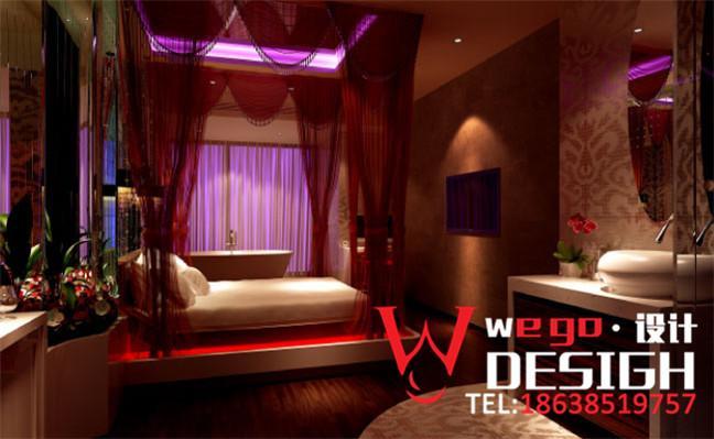 郑州好的情侣主题酒店设计公司 郑州山楂树情侣酒店设计123456789