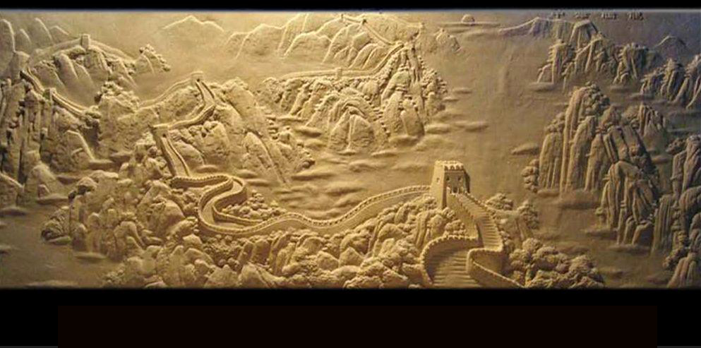 洛阳军事浮雕设计12案例图片 郑州浮雕设计 金兰浮雕公司的空间 红动图片