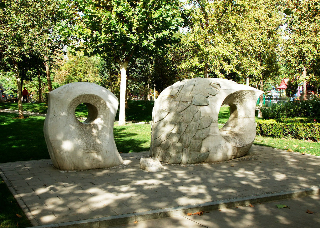 郑州城市公园雕塑设计