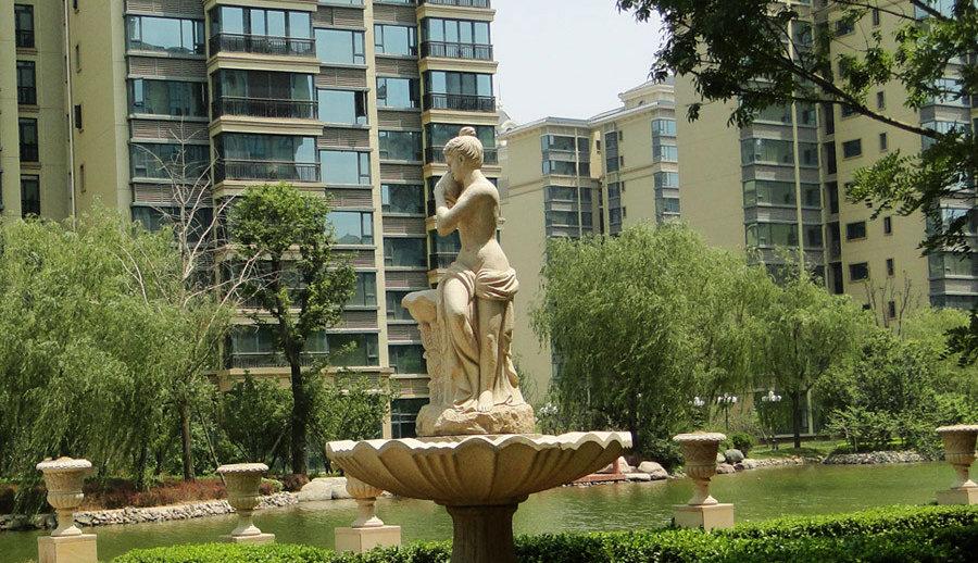 小区雕塑设计公司 1案例图片 河南金兰草雕塑公司的空间 红动中国设计空间 小区雕塑设计公司 小区雕塑