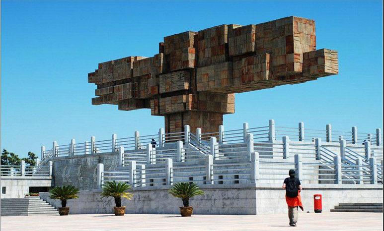 郑州景观雕塑设计 12案例图片 郑州雕塑,郑州雕塑设计,郑州雕塑定制公司的空间 红动中国设计空间 郑州景观雕塑设计 景观雕塑
