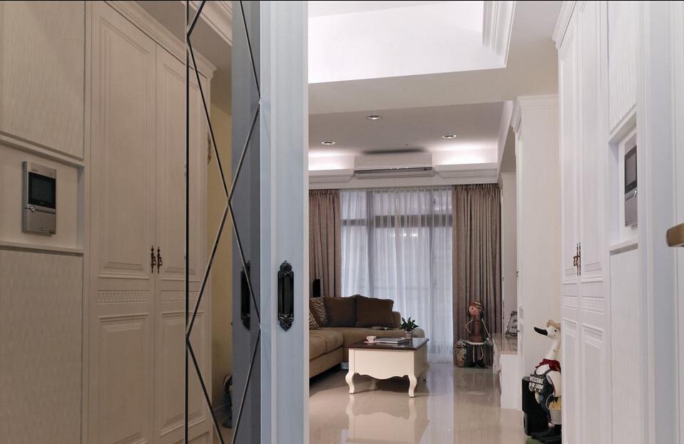 五号院装修88平效果图1-123456高清图片