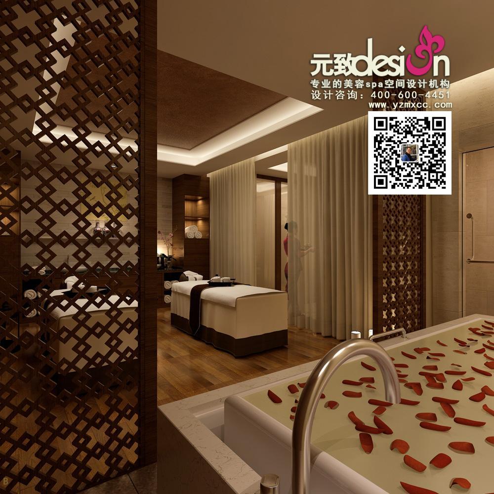 n Tong 张玉珊修身堂12345案例图片 专注于高端美容spa会所设计的