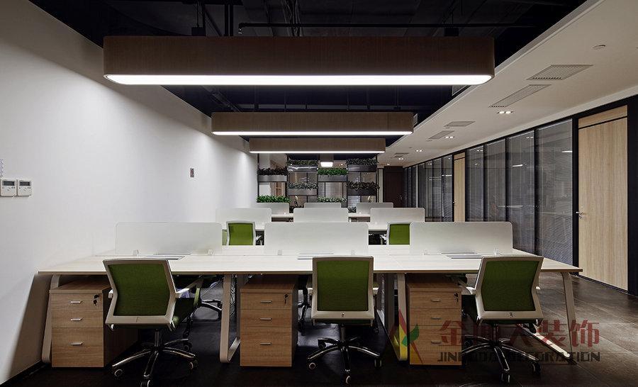 郑州商务办公楼装修必不可少的物业手续 金博大装饰高清图片