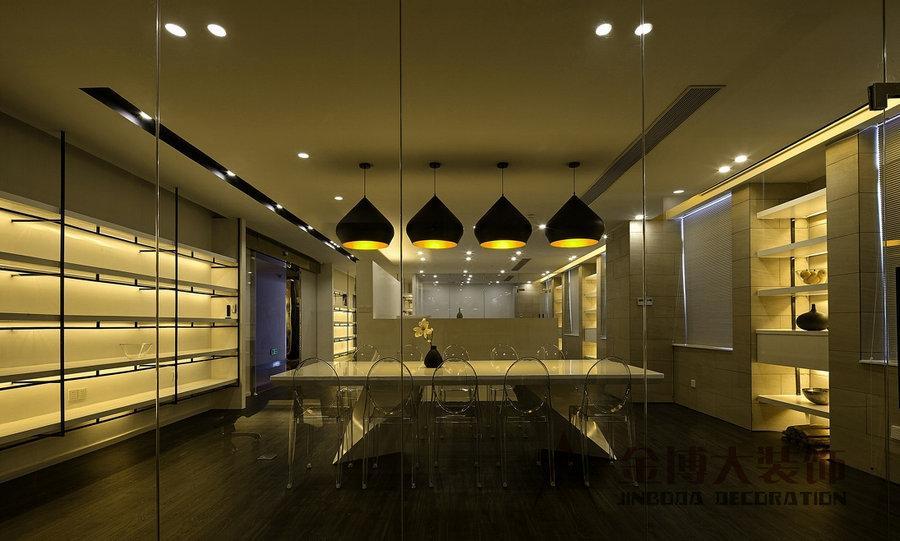 郑州办公楼室内装修设计效果图