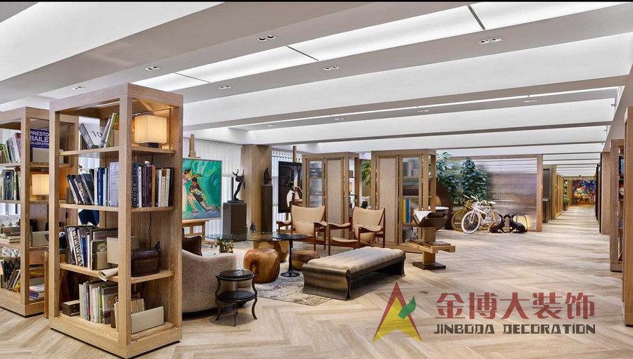 郑州写字楼装饰装修工程施工设计要求