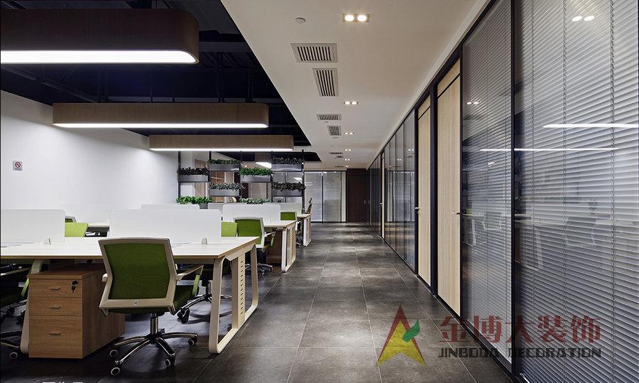 郑州最新写字楼 办公楼装修装饰设计风格大全