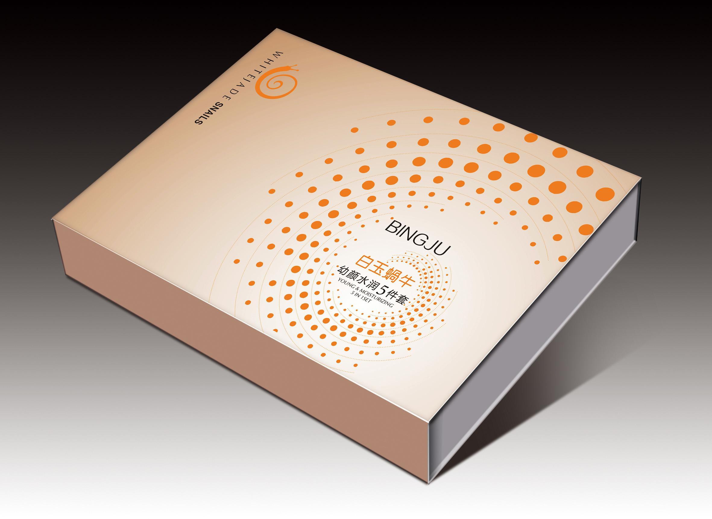 套盒包装结构图