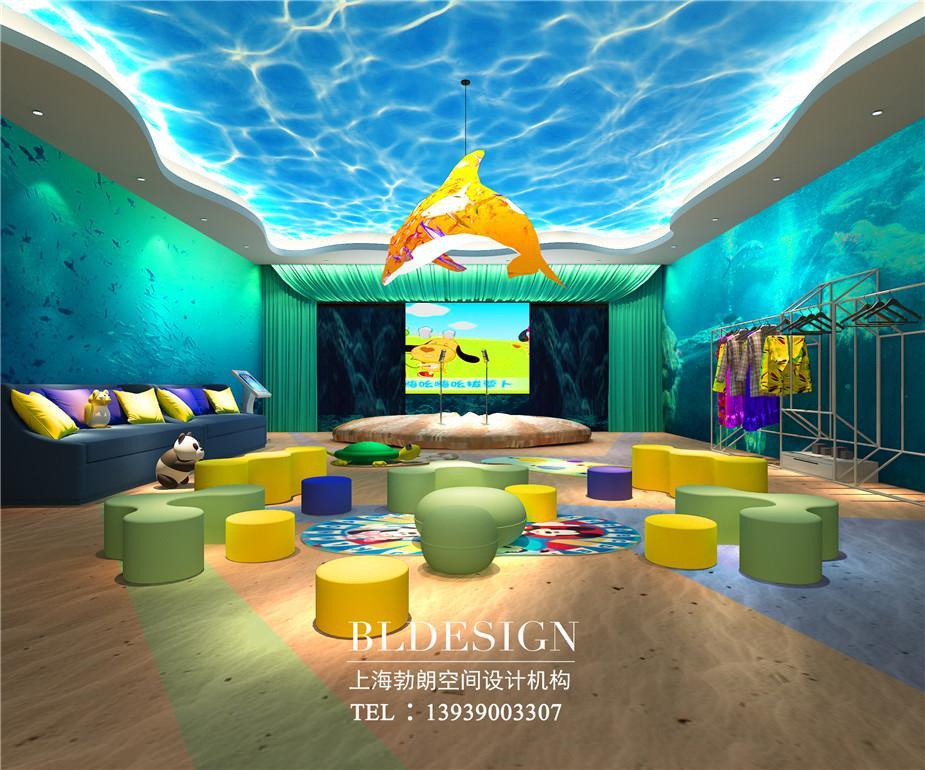 郑州室内儿童乐园设计公司 郑州专业室内儿童游乐场设计公司12案例