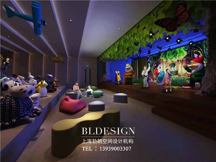 郑州室内儿童乐园设计公司 郑州专业室内儿童游乐场设计公司123456