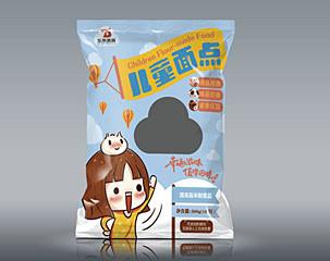 食品卡通包装