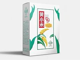 【五谷杂粮】小米包装