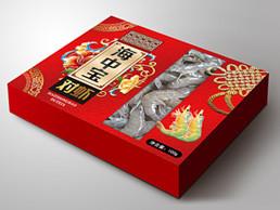 海鲜礼品包装设计