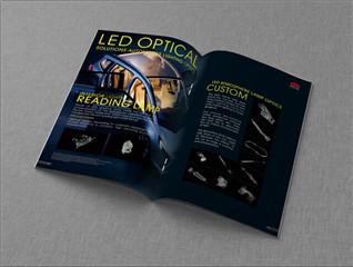 黑色高端科技画册