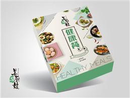 原创健康餐包装设计+LOGO设计