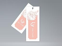 服装标签吊牌设计