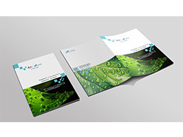 昂海美希品环保卫生间自动系统画册设计