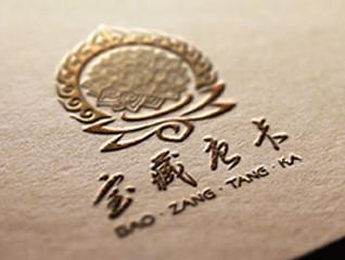 宝藏唐卡藏文化logo
