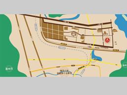 江北新區區位圖