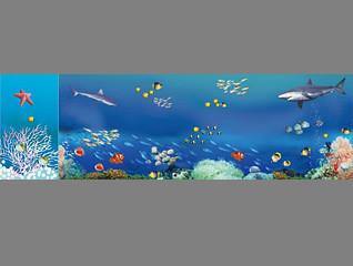 海底世界平面图