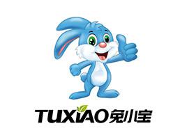 兔小宝生态家具板logo