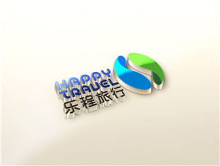 乐程国际旅游公司logo