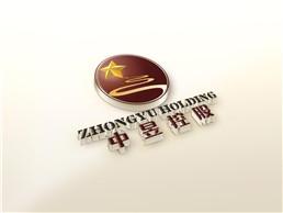 中昱控股logo設計