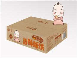酥饼纸箱设计