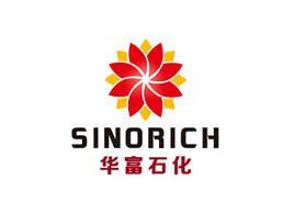 华富石油logo