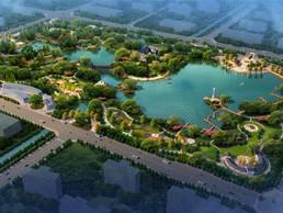 安徽某公园方案设计