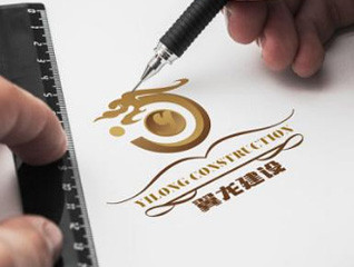 翼龙建设logo
