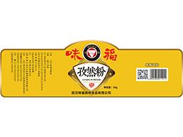 味福调料食品有限公司调料包装