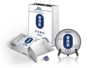 普洱茶-茶饼系列包装
