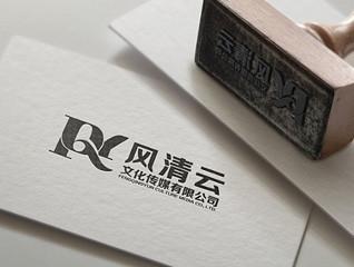 风清云文化传媒有限公司logo