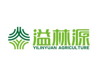 【农业生态】溢林源 logo