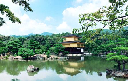 日式名園——金閣寺游記