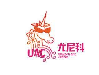 独角兽教学logo