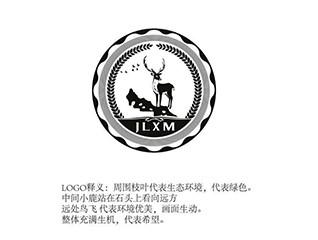 鹿场logo