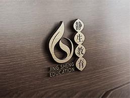 静生教育logo设计