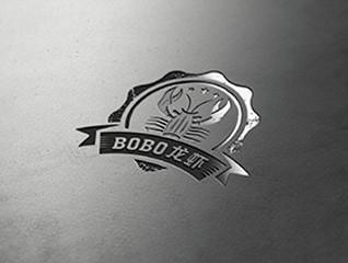 bobo龙虾餐厅logo
