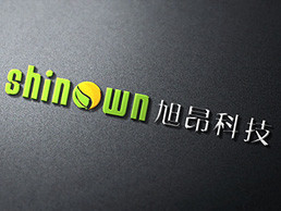 旭昂科技公司logo