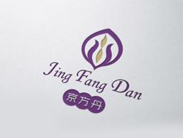 京方丹logo设计