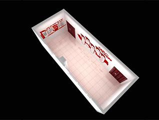 党建室效果设计