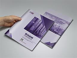 沈阳紫光启明软件技术有限公司画册设计
