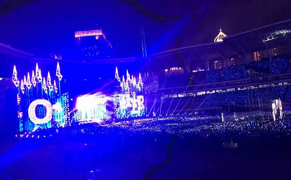 长沙五月天演唱会