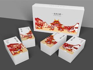 【食品猪肉】陆川猪包装礼盒