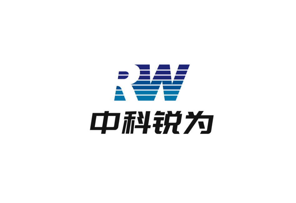 中科锐为logo